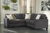 Alenya Extendable Sectional in 2 Colors