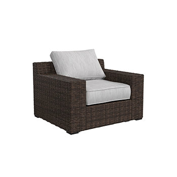 Alta Grande Outdoor Lounge Chair with Cushion