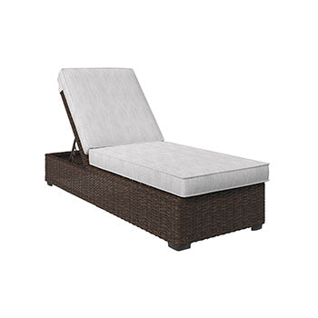 Alta Grande Outdoor Chaise Lounge