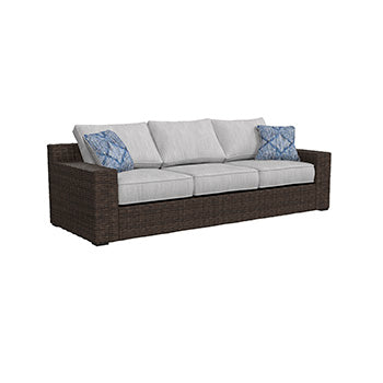 Alta Grande Outdoor Sofa with Cushion