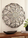 Angel Metal Wall Decor