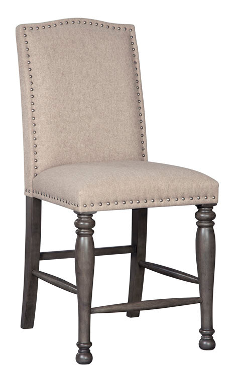 Audberry Upholstered Barstool Set of 2