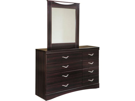 Zanbury - Dresser - Dark Brown