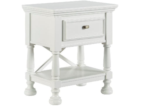 Kaslyn One Drawer Night Stand