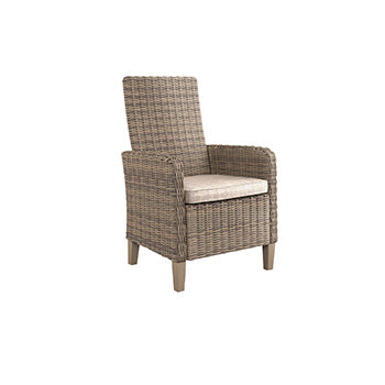Beachcroft Outdoor Arm Chair with Cushion - Set of 2