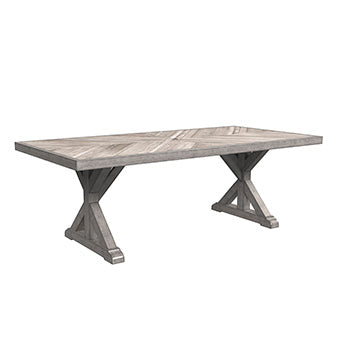 Beachcroft Outdoor Rectangular Dining Table