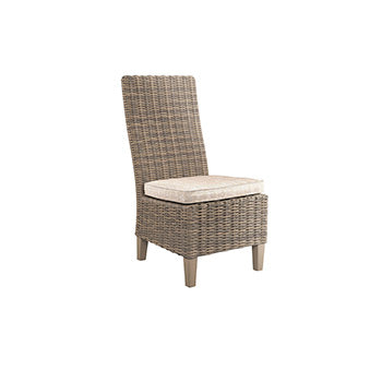 Beachcroft Outdoor Side Chair with Cushion - Set of 2