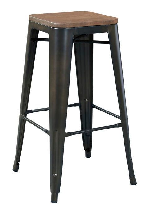 Beccatowne Bar Stool Set of 4 - 2 Heights