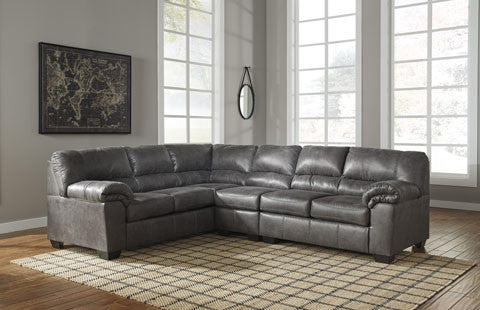 Bladen Extendable Sectional in 2 Colors