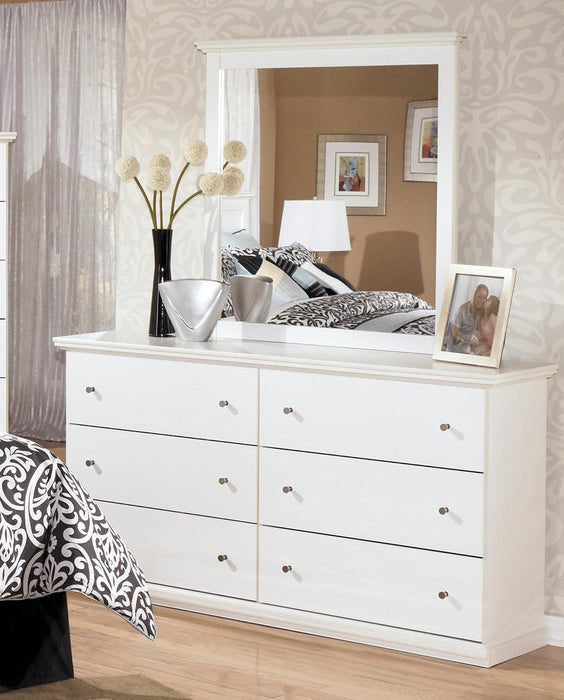 Bostwick Shoals - Dresser - White