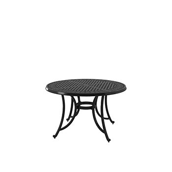 Burnella Outdoor Round Dining Table