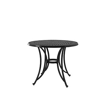 Burnella Outdoor Round Bar Table