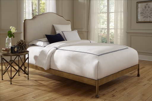 Calvados Upholstered Headboard or Complete Bed