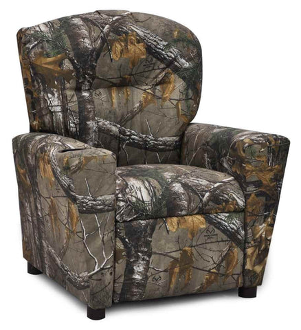 Realtree Max5 Camo Kid's Recliner