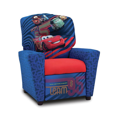 Disney Cars Kid's Recliner