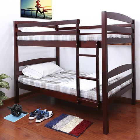 Milton Twin over Twin Bunk Bed in 2 Finishes
