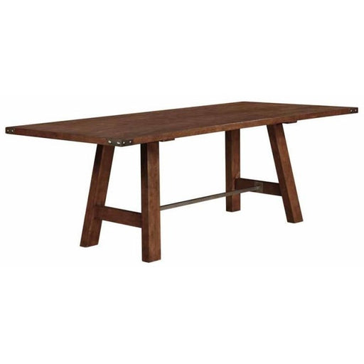 Arcadia Dining Table - Weathered Acacia