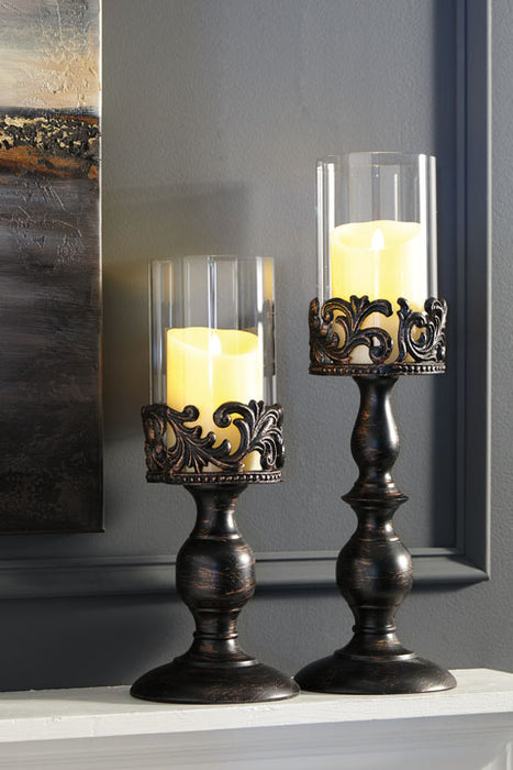 Constance Candle Holder Set