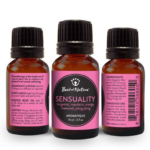 Best of Nature - Essential Oils - Aromatique Blends