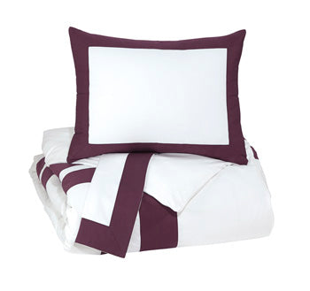Daruka Duvet Cover Set in 2 Sizes