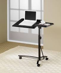 Laptop Stand in black
