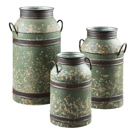 Elke Milk Can Set