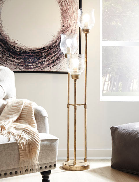 Emmie Metal Floor Lamp
