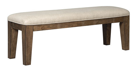 Flynnter Upholstered Dining Bench