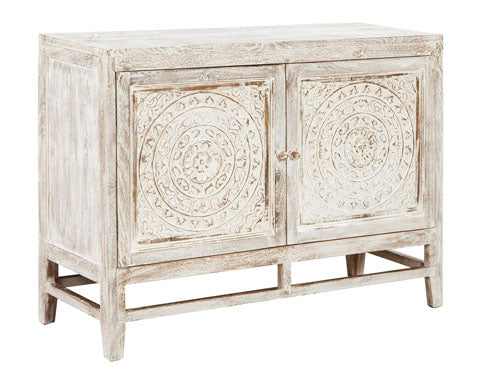 Fossil Ridge Medium Door Accent Cabinet