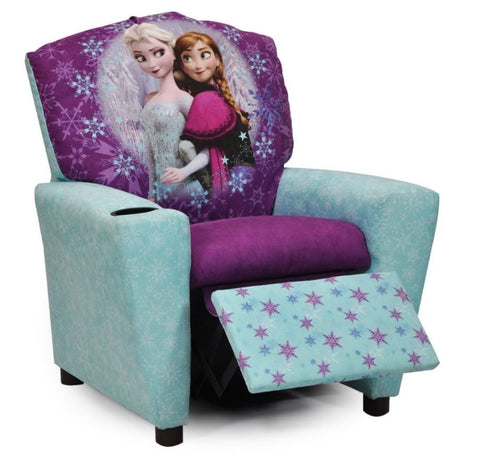 Disney Frozen Kid's Recliner