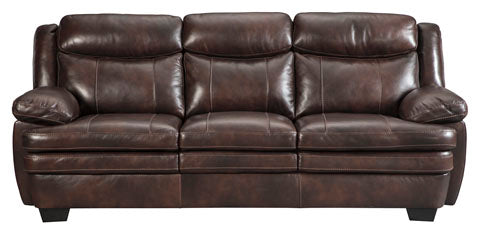 Hannalore Sofa - Genuine Leather