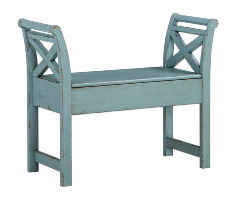 Heron Ridge Bench in 2 Colors