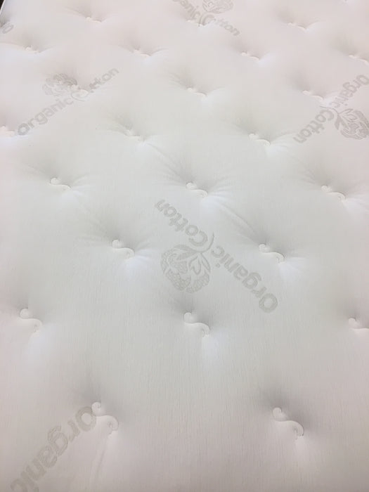 ODESSA PLUSH MATTRESS ONLY - 2 SIDED FLIPPABLE
