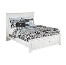 Bostwick Shoals - Storage Bed - White