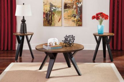 Ingel Occasional Table Set (3pcs)