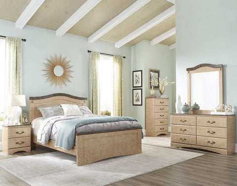 Kiel Bedroom Package - Stone