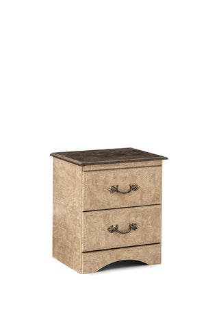 Kiel 2 Drawer Nightstand