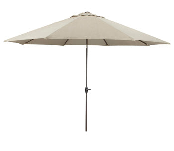Large Outdoor Auto Tilt Umbrella