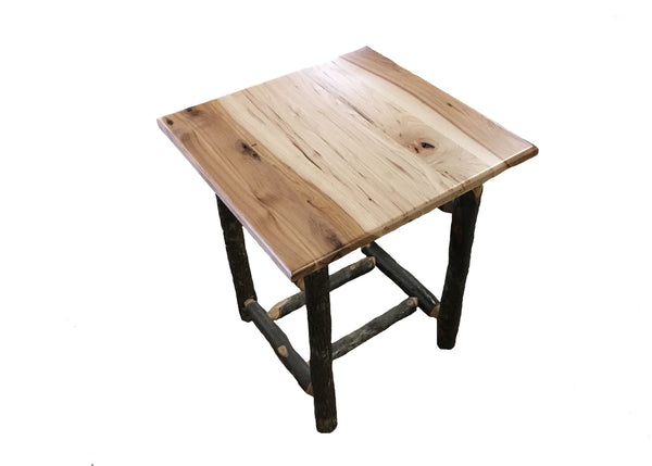 Hilltop Furniture Hickory End Table in 2 Sizes