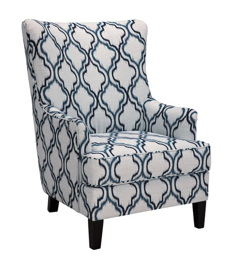 LaVernia Patterned Accent Chair