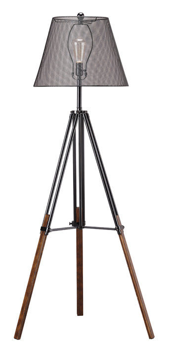 Leolyn Metal Floor Lamp