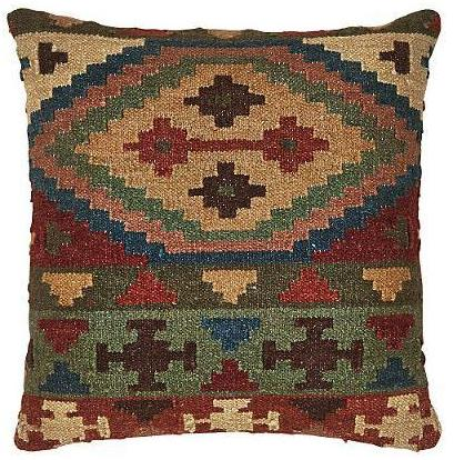 Ishaan Accent Pillow