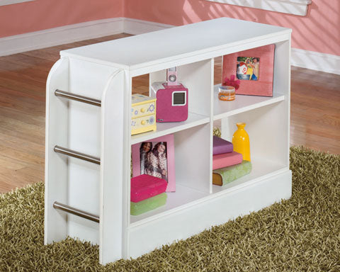 Lulu Children's Bookcase with Ladder