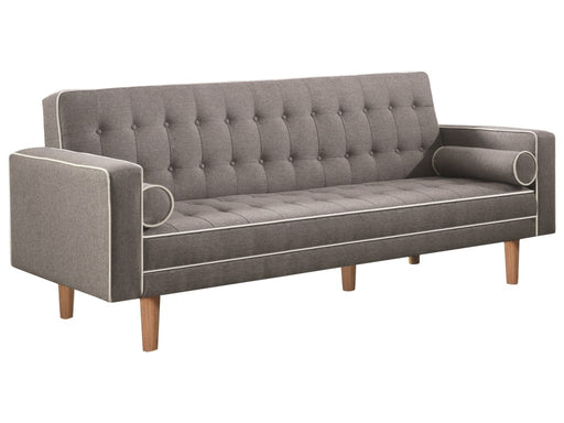 Luske Sofa Bed - Grey / White