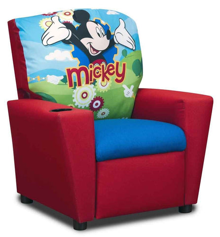 Disney Mickey Mouse Kid's Recliner