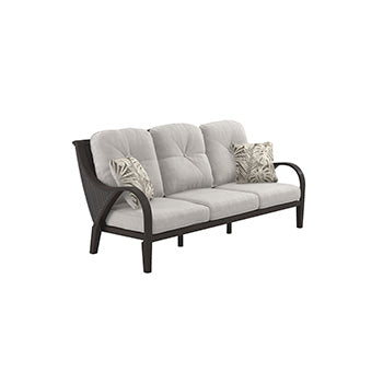 Marsh Creek Outdoor Sofa with Cushion