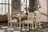 Mattilone 7 Piece Dining Set