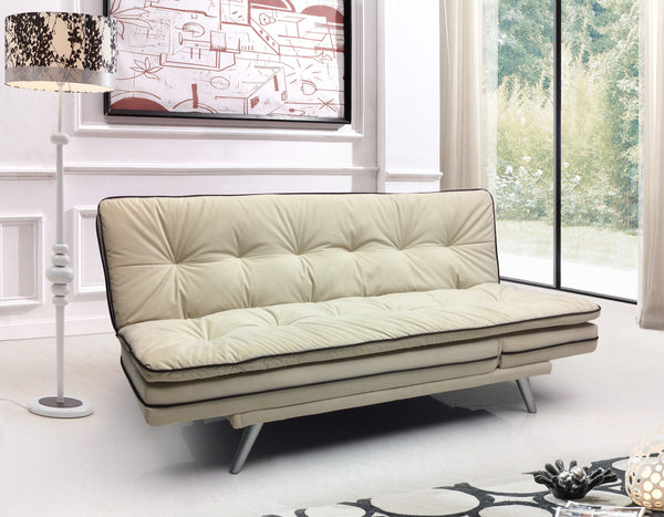 Pillowtop Multi-Function Futon Sofa Bed in 3 Colors