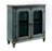Mirimyn Small Glass Door Accent Cabinet
