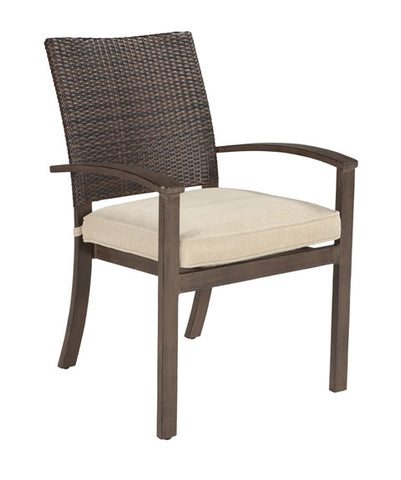 Moresdale Outdoor Chair with Cushion - Set of 4
